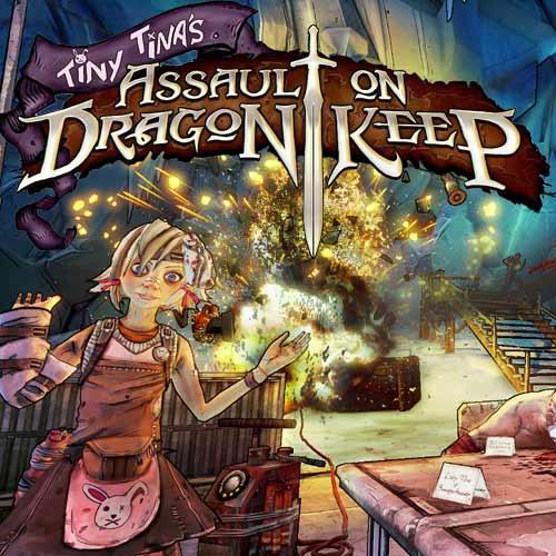 Acheter Borderlands 2 Tiny Tina Assault on Dragon Keep clé CD Comparateur Prix