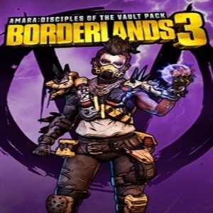 Borderlands 3 Multiverse Disciples of the Vault Amara Cosmetic Pack