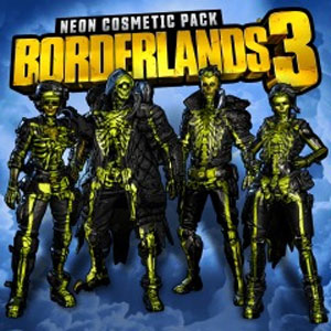 Borderlands 3 Neon Cosmetic Pack