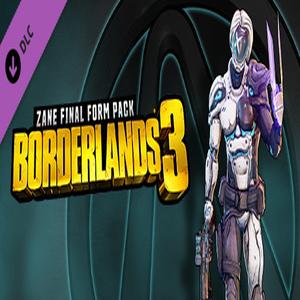 Borderlands 3 Zane Final Form Pack