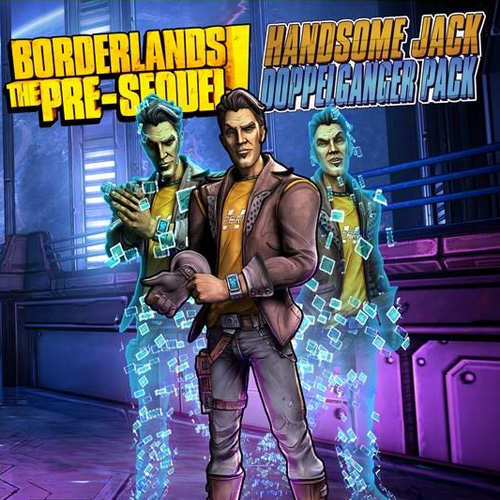 Acheter Borderlands The Pre-Sequel Handsome Jack Doppelganger Pack Clé Cd Comparateur Prix