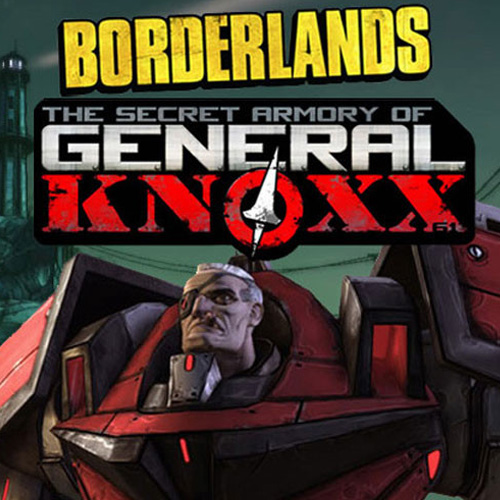 Acheter Borderlands The Secret Armory of General Knoxx Clé Cd Comparateur Prix