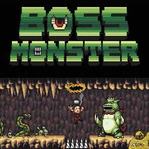 Acheter Boss Monster Clé Cd Comparateur Prix