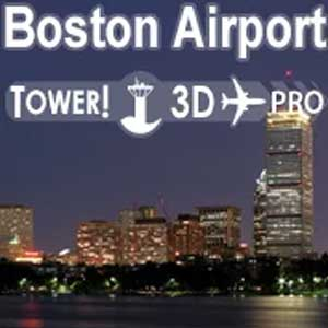 Boston Logan [KBOS] airport for Tower!3D Pro