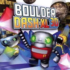 Acheter Boulder Dash-XL 3D Nintendo 3DS Download Code Comparateur Prix