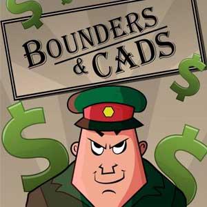 Acheter Bounders and Cads Clé Cd Comparateur Prix