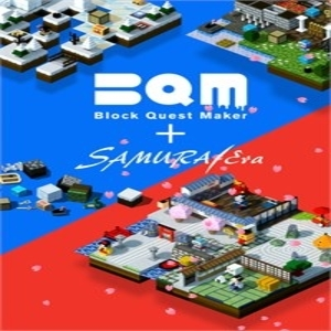 BQM BlockQuest Maker Plus SAMURAI ERA