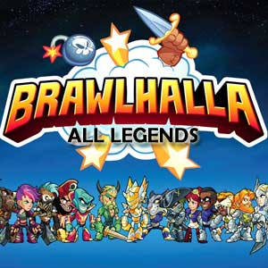 Brawlhalla All Legends
