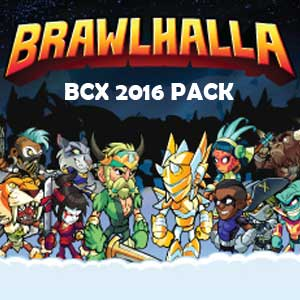 Brawlhalla BCX 2016 Pack