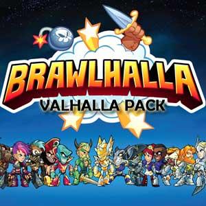 Acheter Brawlhalla Valhalla Pack Clé Cd Comparateur Prix