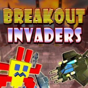 Acheter Breakout Invaders Clé Cd Comparateur Prix