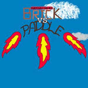 Brick vs Paddle