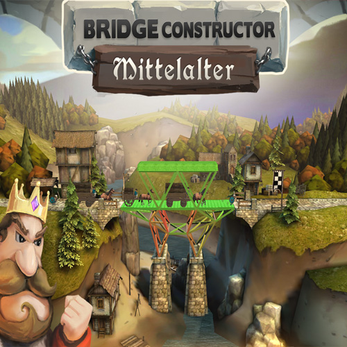 Acheter Bridge Constructor Medieval Clé Cd Comparateur Prix