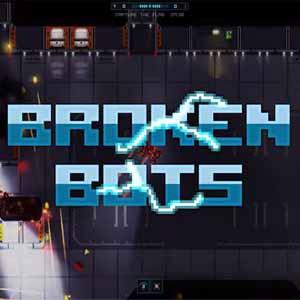 Acheter Broken Bots Clé Cd Comparateur Prix