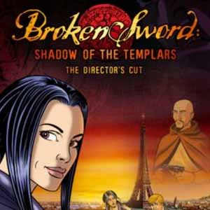 Acheter Broken Sword 1 The Shadow of the Templars Directors Cut Clé Cd Comparateur Prix