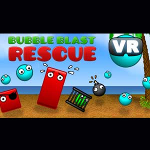 Bubble Blast Rescue VR