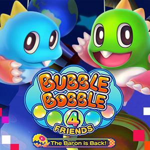 Acheter Bubble Bobble 4 Friends The Baron Is Back PS4 Comparateur Prix