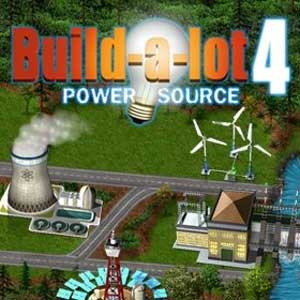 Acheter Build-A-Lot 4 Power Source Clé Cd Comparateur Prix