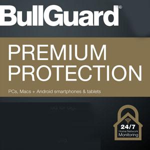 Acheter BullGuard Premium Protection 2020 Clé CD au meilleur prix
