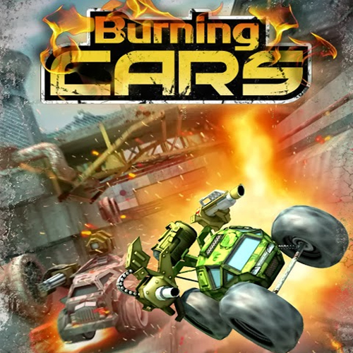 Acheter Burning Cars Cle Cd Comparateur Prix