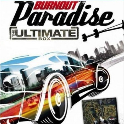 Telecharger Burnout Paradise PS3 code Comparateur Prix
