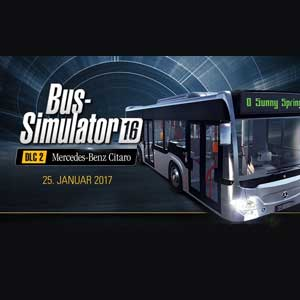 Bus Simulator 16 Mercedes-Benz-Citaro