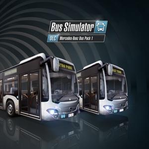Acheter Bus Simulator Mercedes-Benz Bus Pack 1 PS4 Comparateur Prix