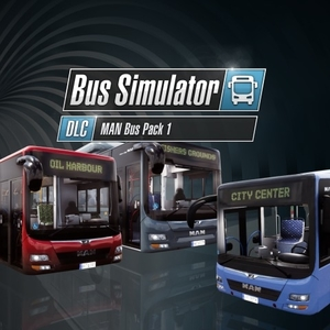 Bus Simulator MAN Bus Pack 1