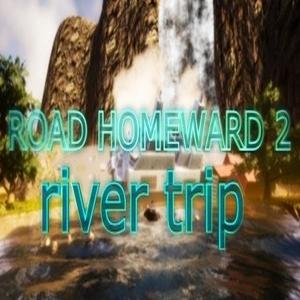 Road Homeward 2 river trip