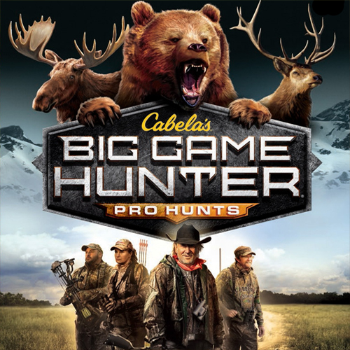 Acheter Cabelas Big Game Hunter Pro Hunts Cle Cd Comparateur Prix