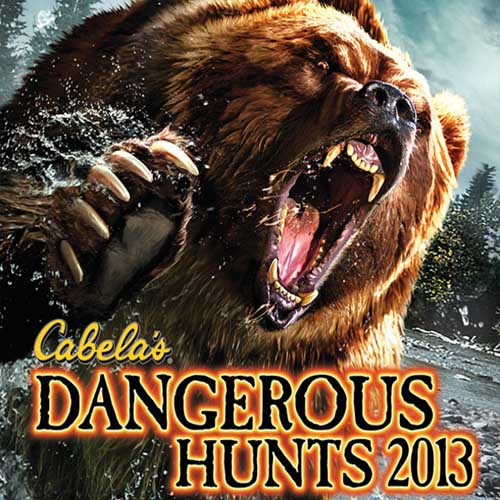 Cabelas Dangerous Hunts 2013