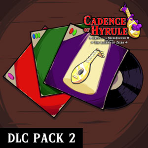 Cadence of Hyrule Crypt of the NecroDancer Featuring The Legend of Zelda Pack 2