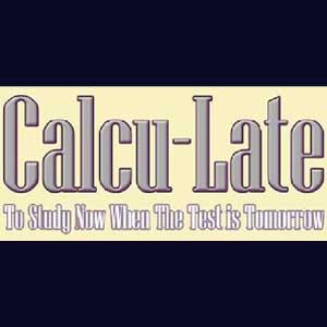 Calcu-Late