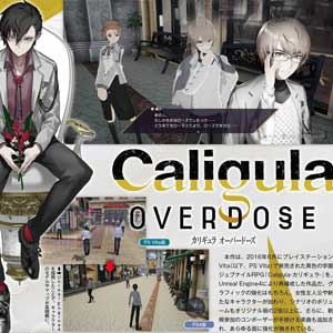 Telecharger Caligula Overdose PS4 code Comparateur Prix