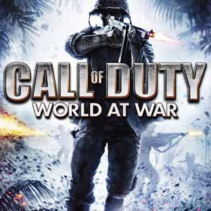 Acheter Call of Duty 5 World at War Xbox 360 Code Comparateur Prix