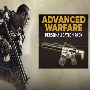 Call of Duty Advanced Warfare Personalization Pack