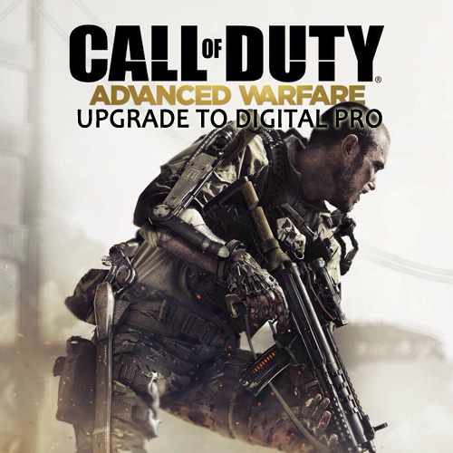 Acheter Call of Duty Advanced Warfare Upgrade to Digital Pro Clé Cd Comparateur Prix