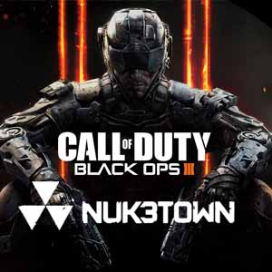 Acheter Call of Duty Black Ops 3 Nuketown Clé Cd Comparateur Prix