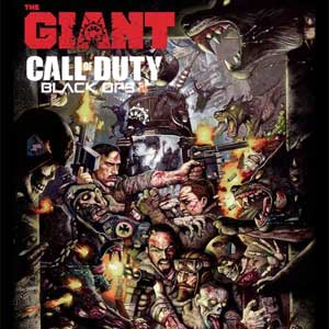 Acheter Call of Duty Black Ops 3 The Giant Clé Cd Comparateur Prix
