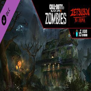 Call of Duty Black Ops 3 Zetsubou No Shima Zombies Map