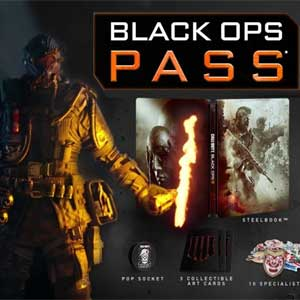 Acheter Call of Duty Black Ops 4 Black Ops Pass Xbox One Comparateur Prix