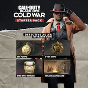 Call of Duty Black Ops Cold War Starter Pack