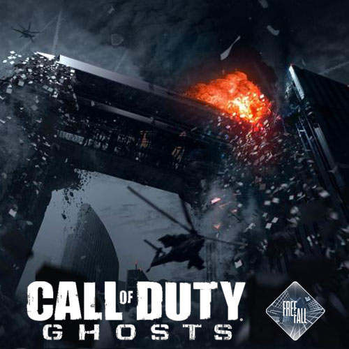 Acheter Call of Duty Ghosts Free Fall DLC clé CD Comparateur Prix