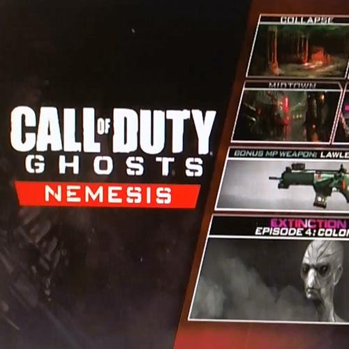 Acheter Call of Duty Ghosts Nemesis Clé Cd Comparateur Prix