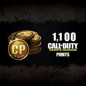 Call of Duty Infinite Warfare 1100 Points