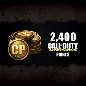 Call of Duty Infinite Warfare 2400 Points