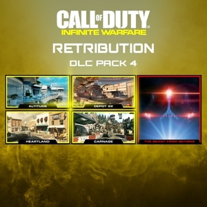 Call of Duty Infinite Warfare DLC4 Retribution
