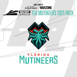 Call of Duty League Florida Mutineers Pack 2021