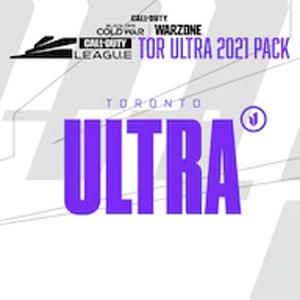 Call of Duty League Toronto Ultra Pack 2021