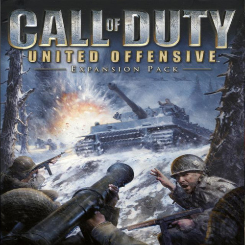 Acheter Call of Duty United Offensive Cle Cd Comparateur Prix